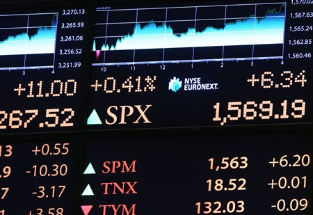 US stocks fall due to Iraq concerns