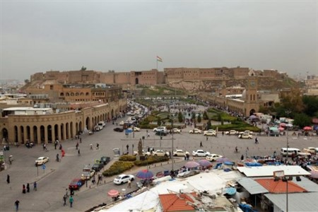 Kurdistan says Baghdad sanctions paralyzed tourism