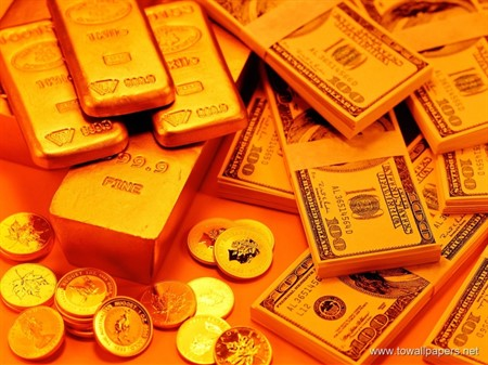 Gold purchase of Central Banks hits 122.4 tons