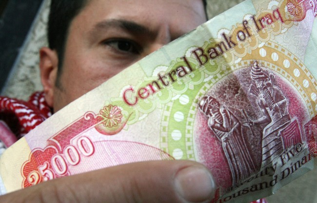 Stronger security features to be added to Iraq's new banknotes