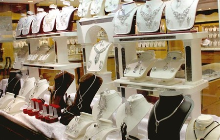 Iraq holds second position in importing Turkish jewelries