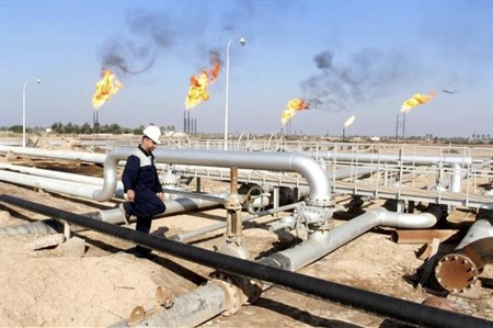 Iraq plans for hedging crude production