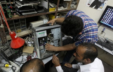 Iraq is trying to make its internet access robust