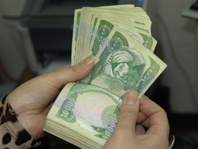 Three Zeros To Be Cancelled From Iraqi Currency Says Mp